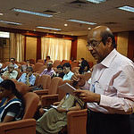 Presentations and photos from priority-setting event in New Delhi
