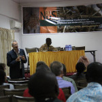 Conference on traditional crops for a food secure Africa successfully held in Ghana