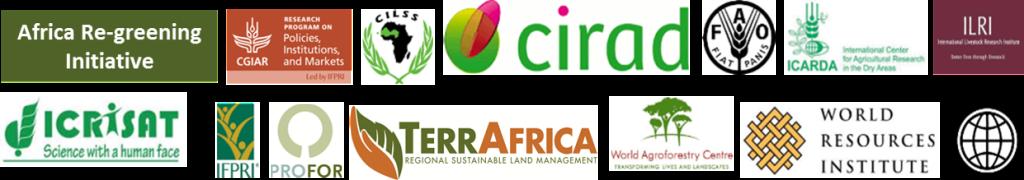 African Drylands partners logos