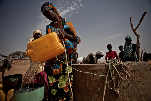 Water well - credit Pablo Tosco Oxfam