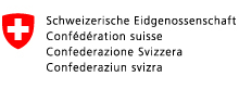 Swiss gov logo