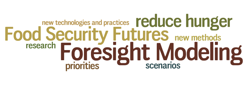 WordCloud Foresight 10