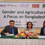 Gender and Agriculture: A Focus on Bangladesh