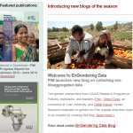PIM Newsletter: September-December 2014