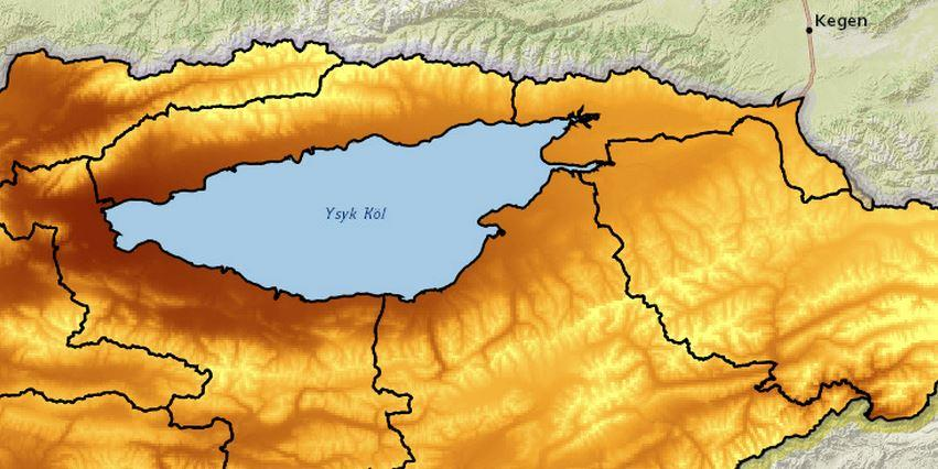 Kyrgyzstan Spatial – a new interactive atlas promoting food security and development