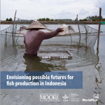 Envisioning possible futures for fish production in Indonesia