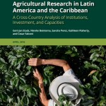 "Press-release: Countries in Latin America and the Caribbean ""Well Placed"" to Feed Growing Global Population Due to Increased Investment in Agricultural Research"