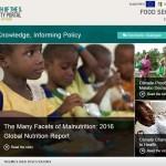 Introducing Africa south of the Sahara Food Security Portal