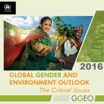 PIM contributes to the Global Gender and Environment Outlook