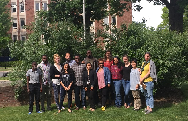 CGIAR gender research training with Penn State features PIM and RTB research on value chains