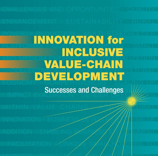 Book: Innovation for inclusive value-chain development: Successes and challenges