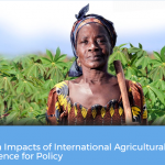 Conference on Impacts of international agricultural research: Rigorous evidence for policy