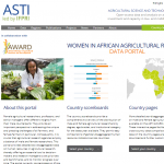 New ASTI/AWARD portal supports women's representation in African agricultural research