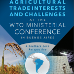 Book: Agricultural trade interests and challenges at the WTO Ministerial Conference in Buenos Aires: A Southern Cone perspective