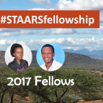 STAARS fellowship 2017 Fellows interview