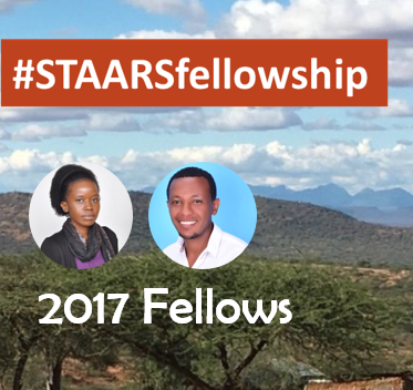 """""""…An exceptional opportunity to promote up-and-coming African researchers"""""""