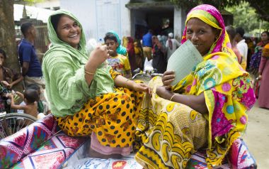 A bureaucratic catch-22: Study in Bangladesh shows how safety nets can overlook the poorest
