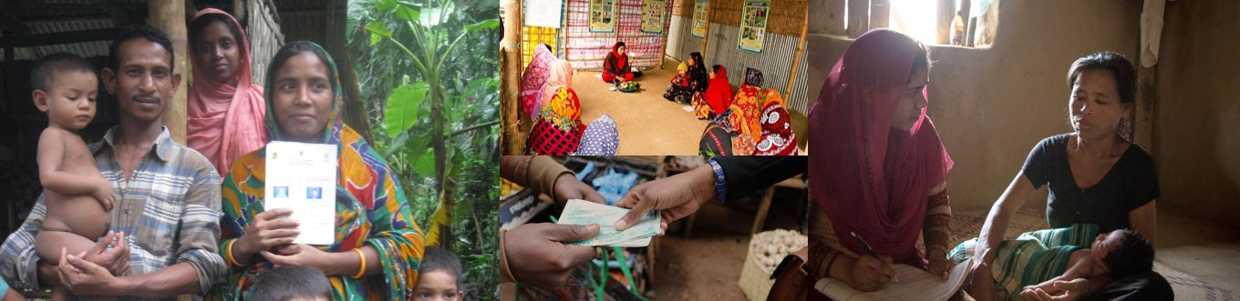 Cash Transfers coupled with Behavior Change Communication sustainably reduce violence against women