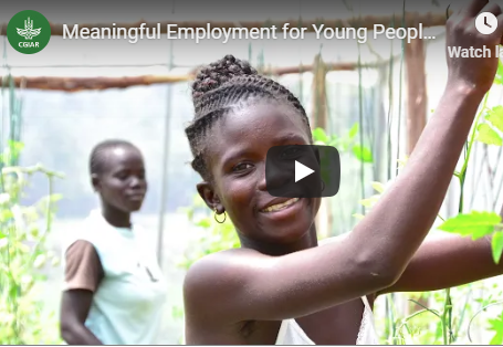 Video: Meaningful employment for young people: We're changing course