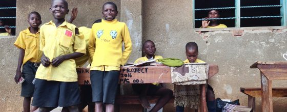 What happens when you incentivize primary education in Uganda