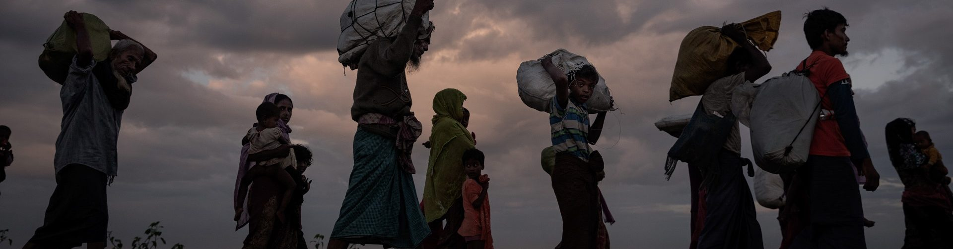 The forced exile of Rohingyas into Bangladesh: Economic and nutritional outcomes and future policy options