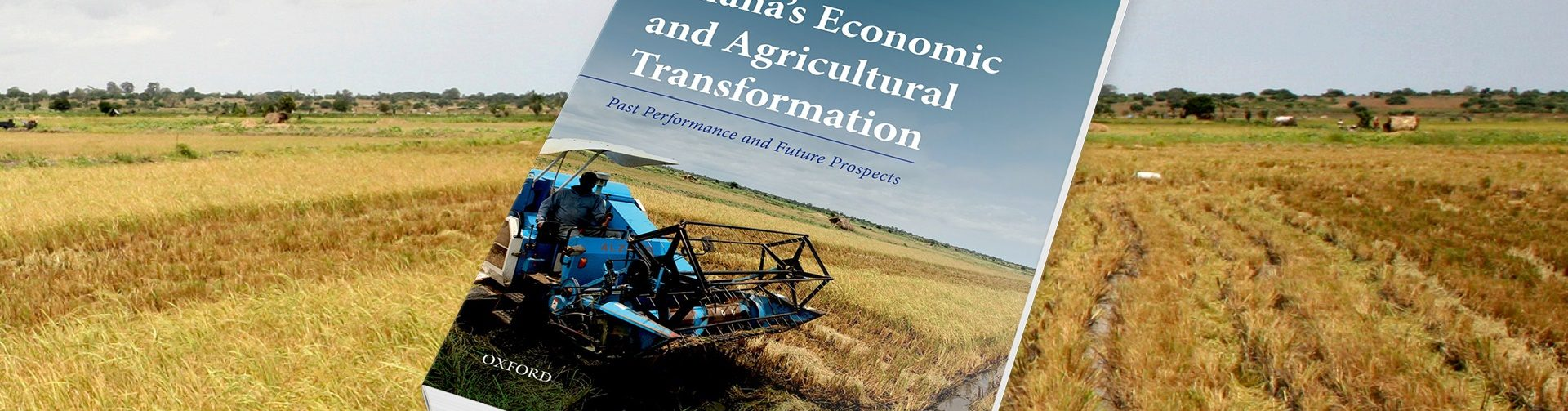 Book launch: Ghana's Economic and Agricultural Transformation: Past Performance and Future Prospects