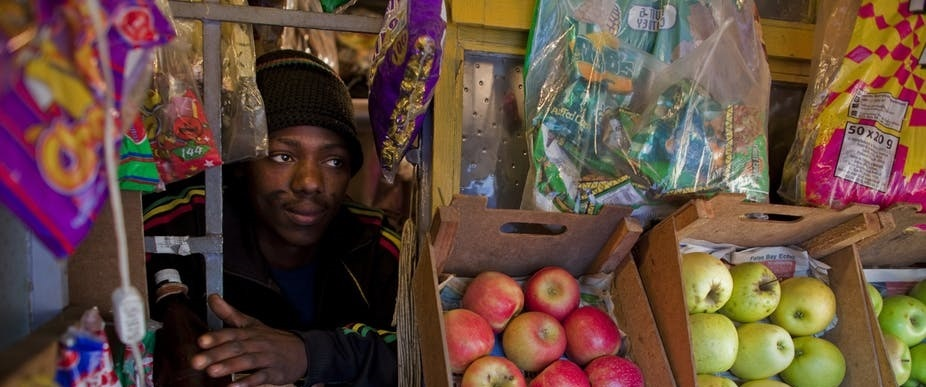 Informal traders in African cities are being used as political pawns