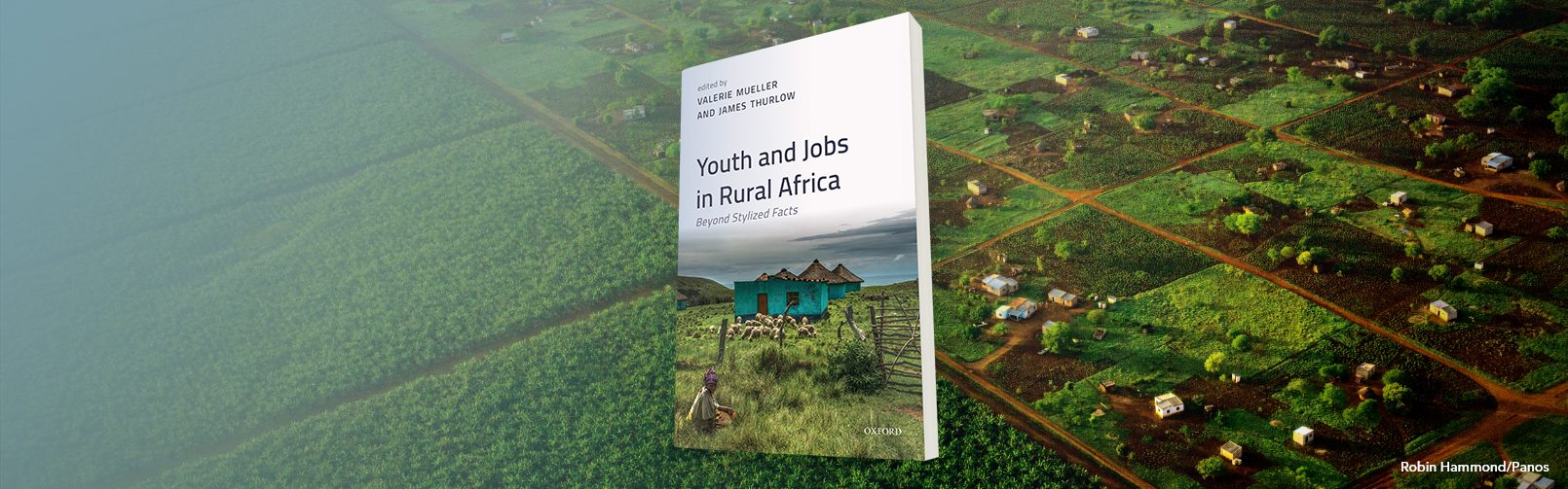 Book Launch: Youth and Jobs in Rural Africa: Beyond Stylized Facts