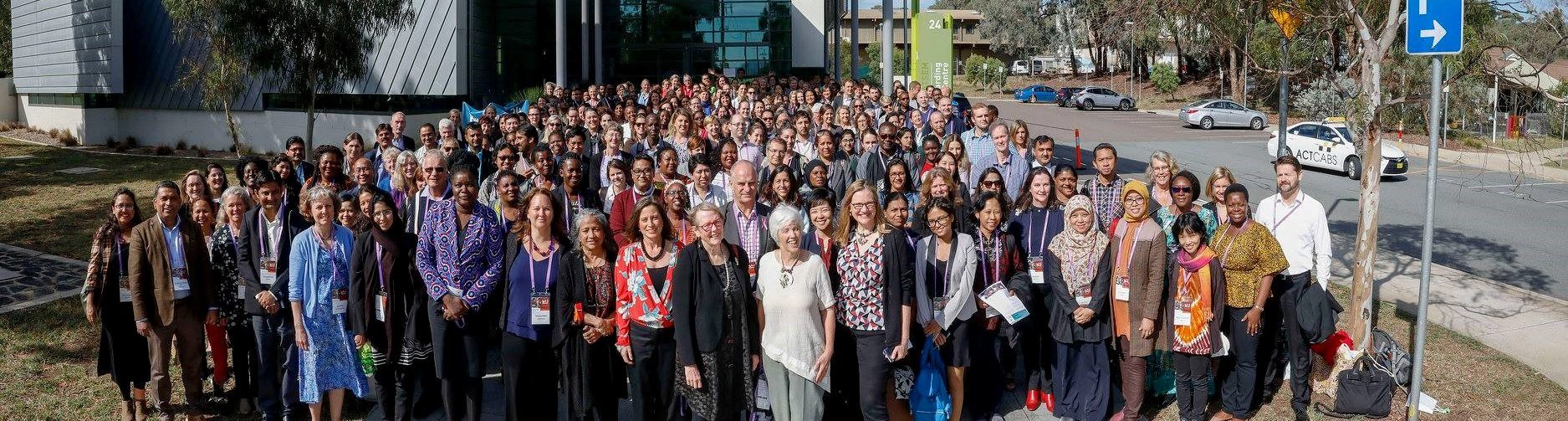 Fostering the CGIAR gender research community: reflections from the past 3 years