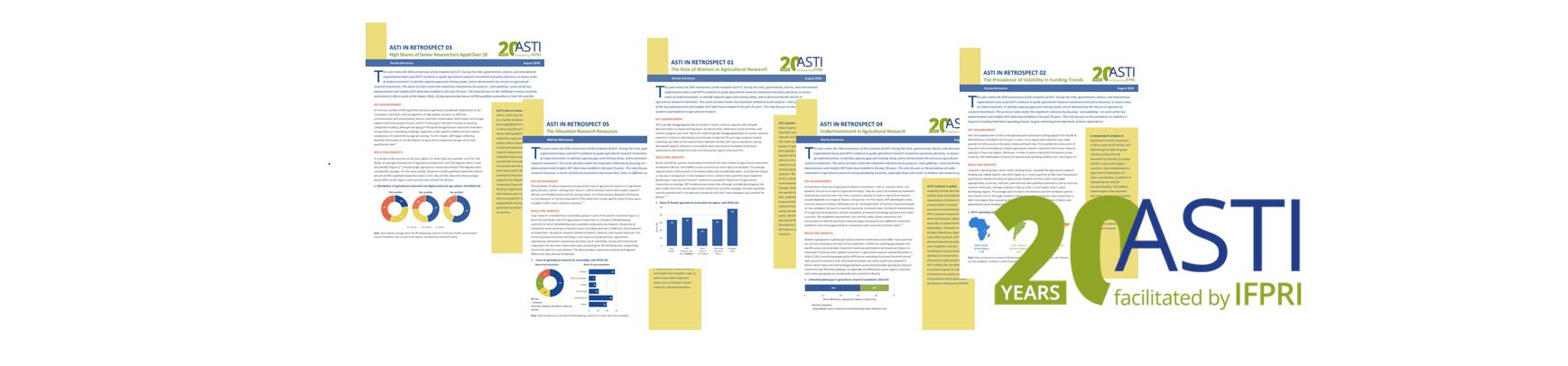 ASTI in retrospect: New series of ASTI program notes