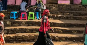 Climate shocks reduce temporary urban out-migration rates in Eastern Africa