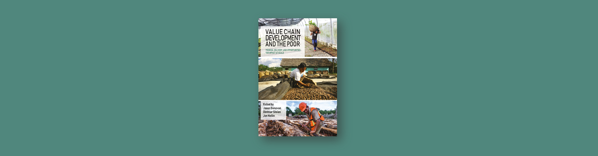 New book on value chain development seeks to translate ideas into practice – for impact at scale