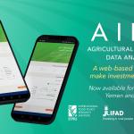 Agricultural Investment Data Analyzer (AIDA): Guiding agricultural investments for higher impact