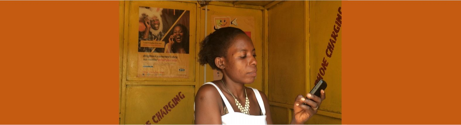 Can mobile phone data predict women's economic empowerment in Africa?
