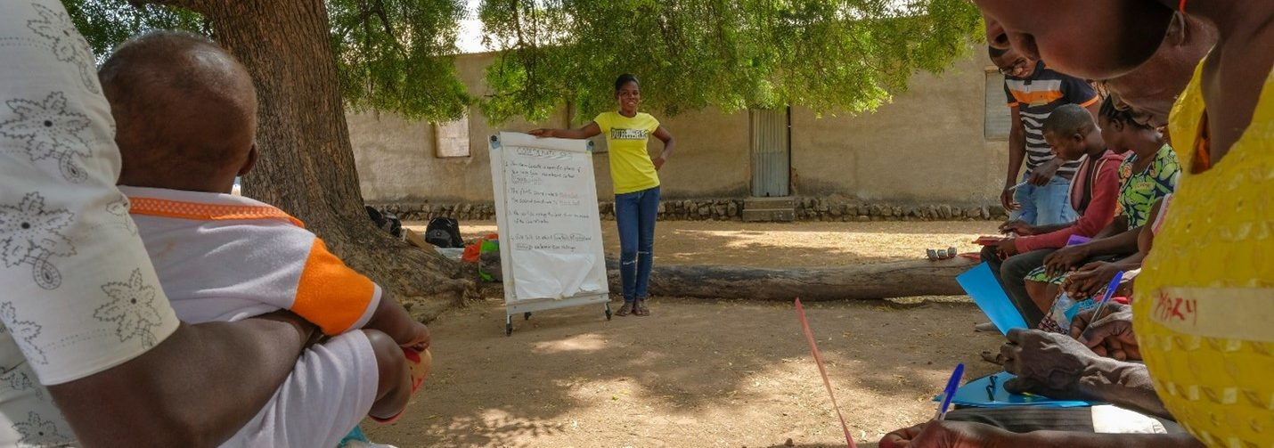 Developing guidelines to operationalize women's inclusion: Simplifying data without losing complexity